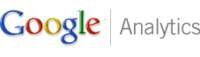 Old Google Analytics Logo