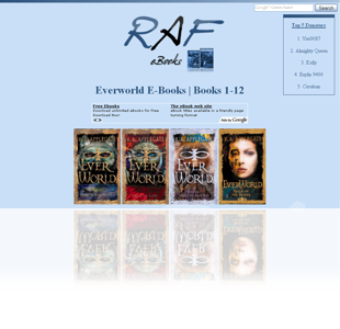 RAF eBooks | Everworld